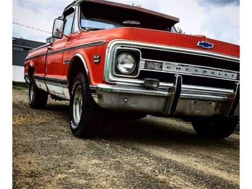 1970 Chevrolet C10 for sale in Cadillac, MI