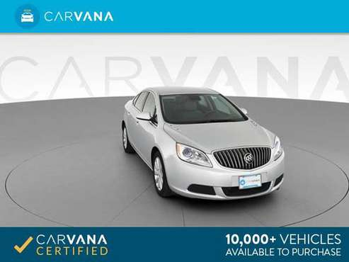 2016 Buick Verano Sedan 4D sedan Silver - FINANCE ONLINE for sale in Cleveland, OH