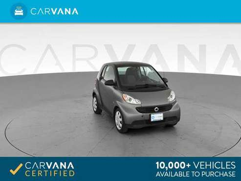 2013 smart fortwo Pure Hatchback Coupe 2D coupe GRAY - FINANCE ONLINE for sale in Arlington, District Of Columbia
