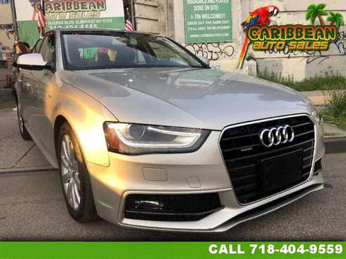 2015 Audi A4 4dr Sdn Auto quattro 2.0T Premium Sedan - cars & trucks... for sale in elmhurst, NY