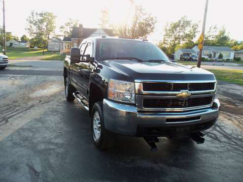 2009 Chevy 2500 Hd Plow Truck for sale in Rochester , NY