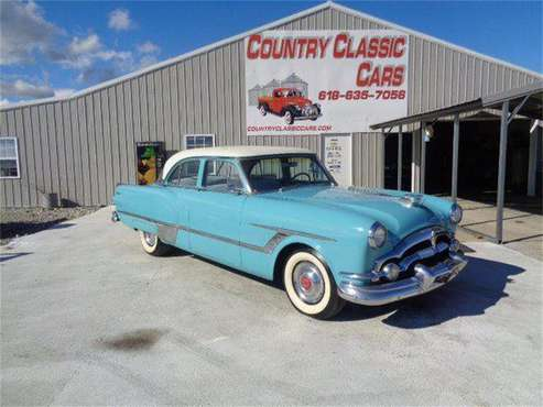 1953 Packard 400 for sale in Staunton, IL