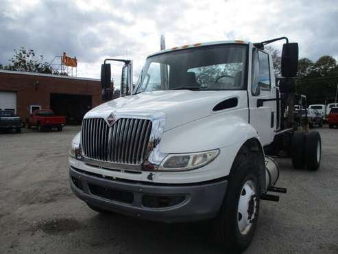 2012 International 4400 Automatic Cab/Chassis 33,000 GVW for sale in Brockton, RI