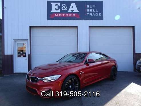 2015 BMW M4 *Low miles* for sale in Waterloo, IA