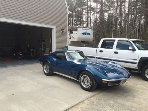 1972 Chevrolet Corvette for sale in West Pittston, PA