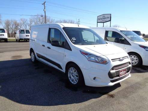 "2016 TRANSIT CONNECT XLT LWB CARGO VAN ""Give the King a Ring"" for sale in Savage, MN"