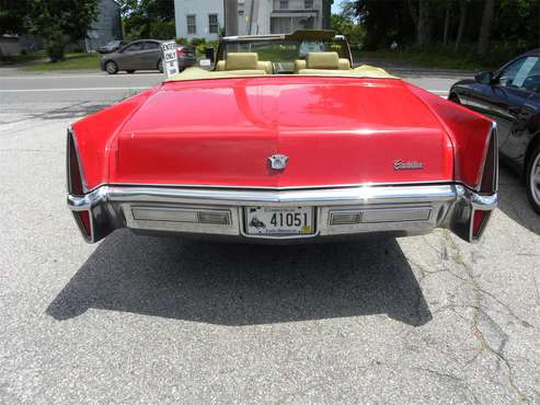 1970 Cadillac DeVille for sale in Westbrook, CT
