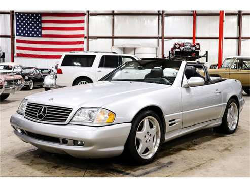 2001 Mercedes-Benz SL500 for sale in Kentwood, MI
