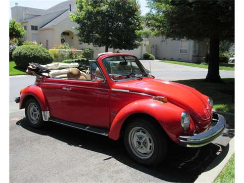 1979 Volkswagen Beetle for sale in Petaluma , CA