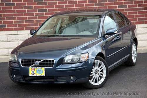 2005 *Volvo* *S40* *2.5L Turbo Automatic w/Sunroof* for sale in Stone Park, IL
