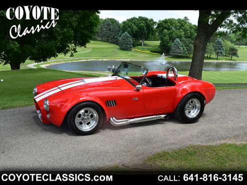 1966 Shelby Cobra for sale in Greene, IA