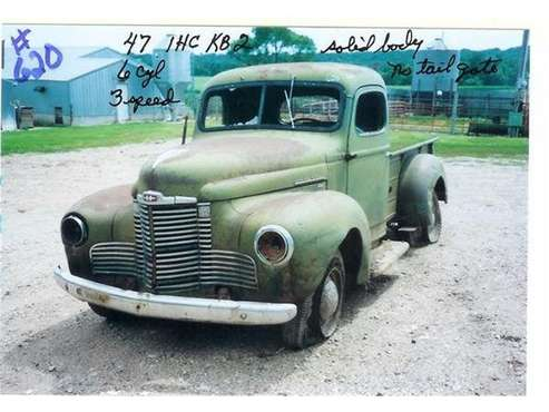 1946 International Harvester for sale in Cadillac, MI