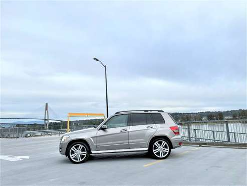 2010 MERCEDES BENZ GLK 350 4MATIC - EVERY OPTION - ONLY 38K MILES for sale in Seattle, WA