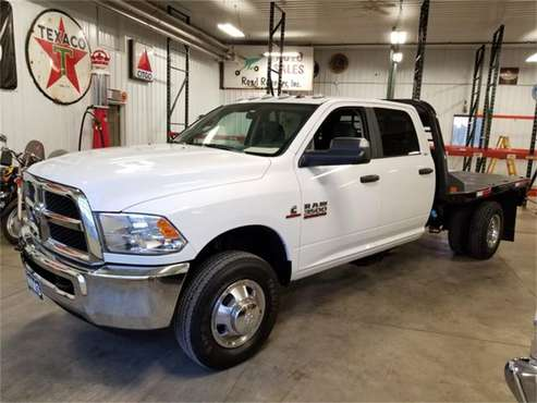 2017 Dodge Ram 3500 for sale in Upper Sandusky, OH