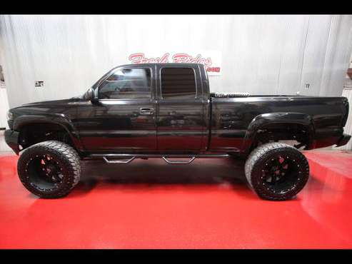 2001 GMC Sierra 1500 4WD Ext Cab 143.5 SLE - GET APPROVED!! for sale in Evans, CO