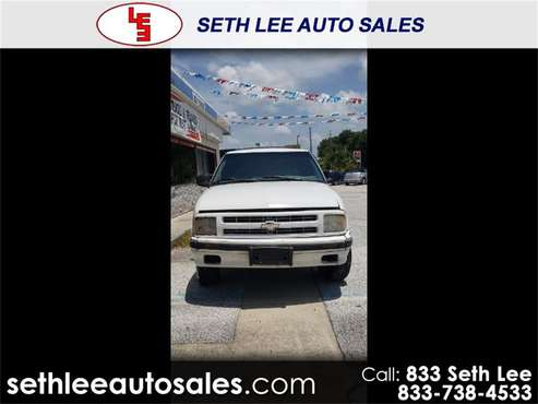 1997 Chevrolet Blazer for sale in Tavares, FL