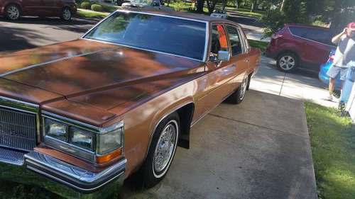 1984 Cadilac Sedan deVille for sale in Green, OH