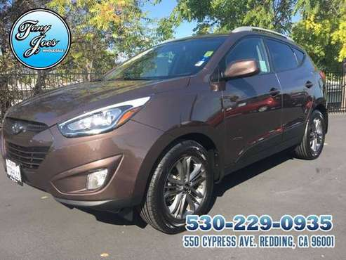 2014 Hyundai Tucson AWD, 4-CYL,2.4 Liter, SE.....56k miles.....MPG 20/ for sale in Redding, CA