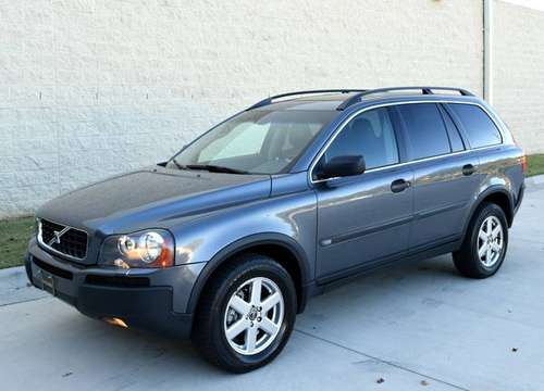 Titanium Grey Volvo XC90 - Black Leather - 1 Owner - 99k Miles for sale in Raleigh, NC