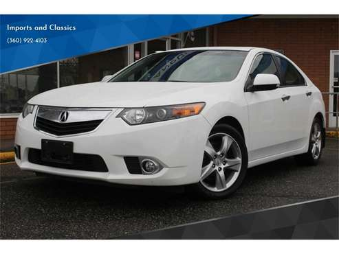 2012 Acura TSX for sale in Lynden, WA