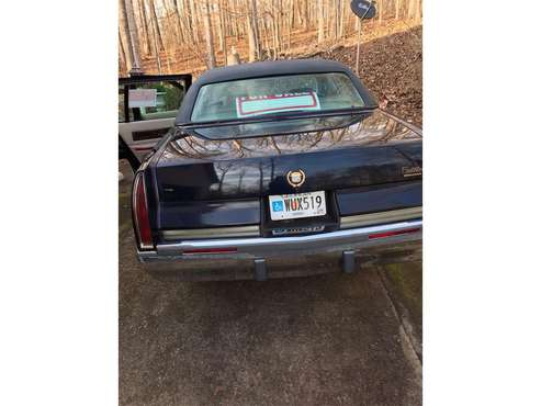 1996 Cadillac Fleetwood Brougham for sale in Woodstock, GA