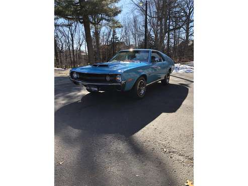 1970 AMC AMX for sale in Washington, MI