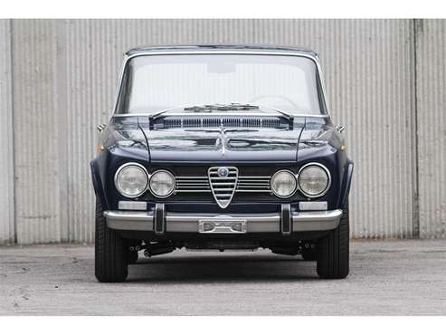 1970 Alfa Romeo Giulietta Spider for sale in Boise, ID