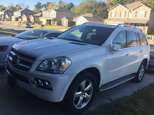 Mercedes-Benz GL450 4MATIC 2011 - cars & trucks - by owner - vehicle... for sale in Bentonville, AR