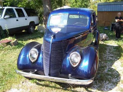1937 Ford Model 78 for sale in Cadillac, MI