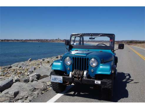 1961 Willys Jeep for sale in Portsmouth, RI
