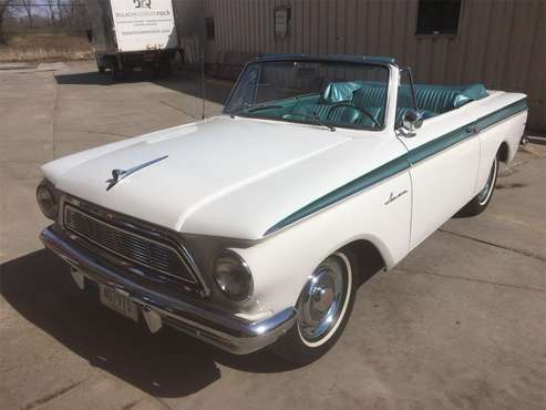 1962 Rambler American for sale in Annandale, MN