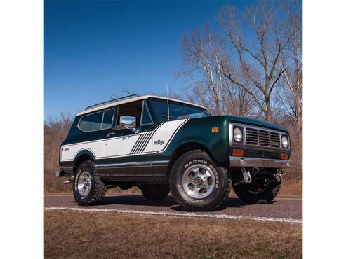 1976 International Harvester Scout II for sale in St. Louis, MO