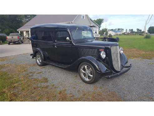 1937 Ford Panel Truck for sale in West Pittston, PA