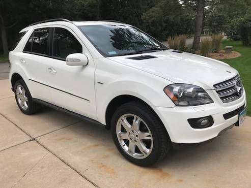 2008 Mercedes Benz ML350 4 Matic Sport Edition 107940 Miles for sale in Wayzata, MN