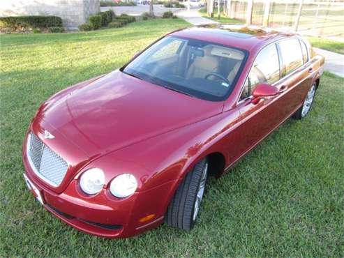 2007 Bentley Continental Flying Spur for sale in Delray Beach, FL