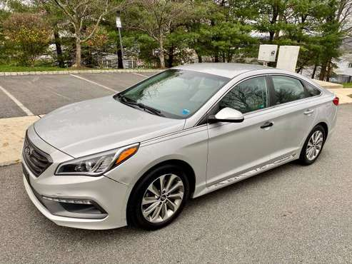 2015 Hyundai Sonata Sport - cars & trucks - by owner - vehicle... for sale in north jersey, NJ