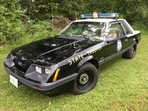 1986 Mustang SSP for sale in Picture Rocks, PA