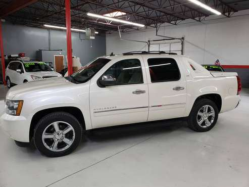 2011 Chevy Avalanche LTZ 4x4, 1 Owner, Runs and Drives Great!! for sale in Tulsa, OK