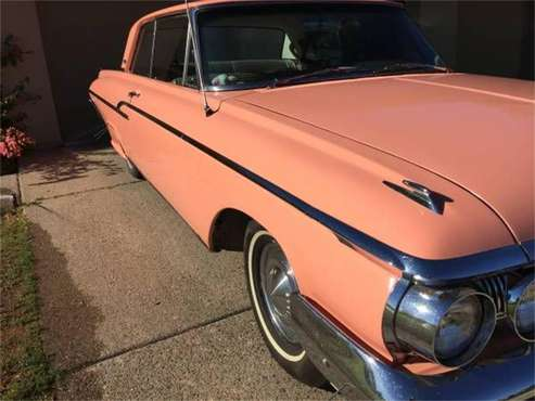 1962 Mercury Monterey for sale in Cadillac, MI