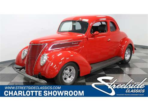 1937 Ford Business Coupe for sale in Concord, NC