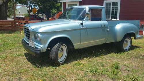 1960 Studebaker champ-Classic must go! for sale in Lompoc, CA