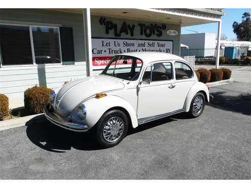 1973 Volkswagen Super Beetle for sale in Redlands, CA