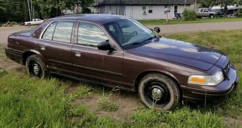 2007 Crown Victoria Police Interceptor for sale in Duluth, MN