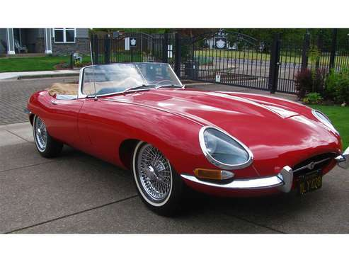1967 Jaguar E-Type for sale in Creswell, OR