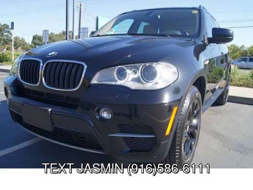 2013 BMW X5 xDrive35i AWD LOW MILES LOADED WARRANTY X 5 FINANCING... for sale in Carmichael, CA
