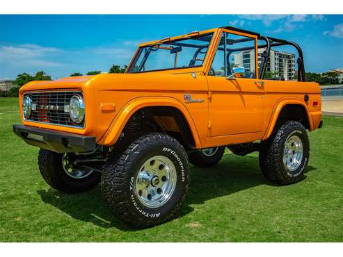 1974 Ford Bronco for sale in Pensacola, FL