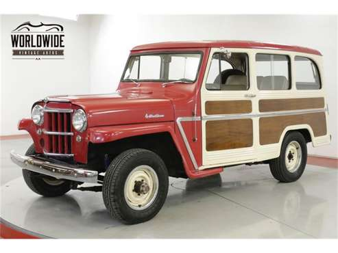 1962 Willys Wagoneer for sale in Denver , CO