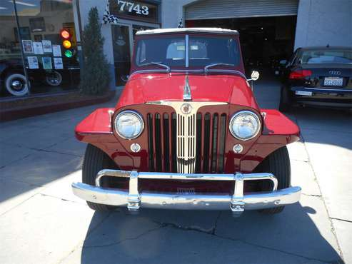 1949 Willys Jeepster for sale in Gilroy, CA