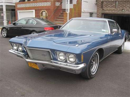 1972 Buick Riviera for sale in Long Island, NY