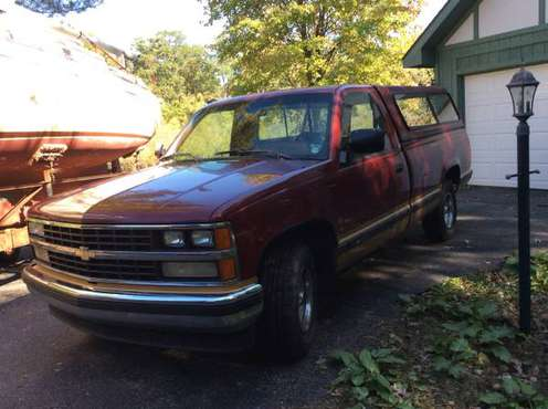 1989 Chevy Scottsdale pickup truck for sale in Grand Rapids, MI